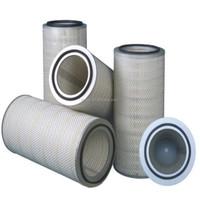 Sand Blasting non woven fabrics Air Filter