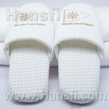 Comfortable Waffle Slippers with Thick Soft Sponge Sole