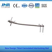orthopedic implant Expert design tibial interlocking nails