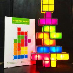 Hot Selling USB Powered The Second Generation Original Design DIY Intelligent LED Toy Light Recesky Light