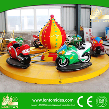 China supplier for sale backyard amusement rides moto racing equipment children game