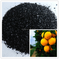 Agricultural Humic Acid with Microelement NPK Fertilizer 13-5-7 MSDS offered