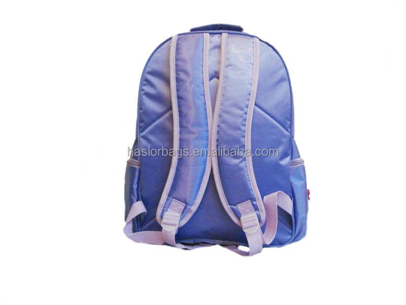 Nouveau Style de mode en gros fille sac à dos sac d'école catégorie des étudiants de haut