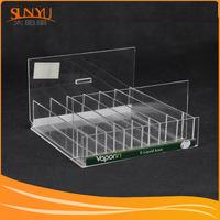 Step Series Display E-liquid Juice Plastic Rack