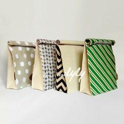 2015 popular manufacturer supply linen gift bag