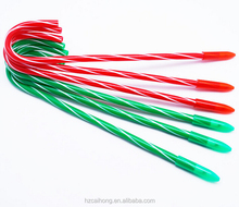big christmas candy cane promotional ballpoint pen CH-6718