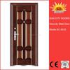Factory sale entrance home design steel door SC-S033