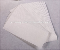 wax non-woven paper disposable epilate body hair smoothly 100g