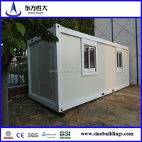 High quality low cost prefab modular container house