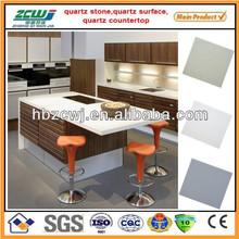 quartz stone square dining tables