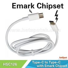 Port protected of the instantaneous currents usb-c converter adapter cable with TPE material