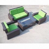 2015 modern outdoor wholesale resin rattan value city furniture sofa sets