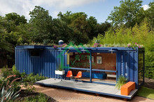 luxury prefab living ISO ocean shipping container house for sale
