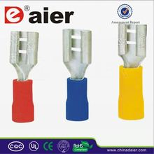 Daier vinyl insulating bullet crimp terminals