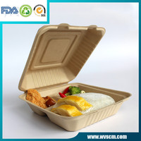 compostable disposable food container