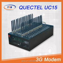 Quectel UC15 Support AT Command SK 32 Channels 3G Free SMS Messages USA