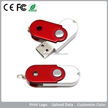 Classic Promotional Gift Swivel USB with custom logo /Bulk/wholesale/branded flash drive/flash disk /flash memory usb