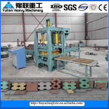 QTY3-30 Automatic Hydrualic Concrete Blocks and Pavers making machine price