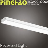 Embedded high brightness Pure white aluminum retrofit led daylight types light bulbs waterproof recessed lights lighting