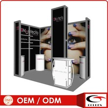 Factory made Cosmetic shop design in mall store furniture