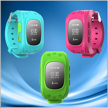 New style hotselling golf gps watch with waterproof---China supplier anti-lost gps watch tracker