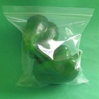 polyethylene food contact ziplock bag