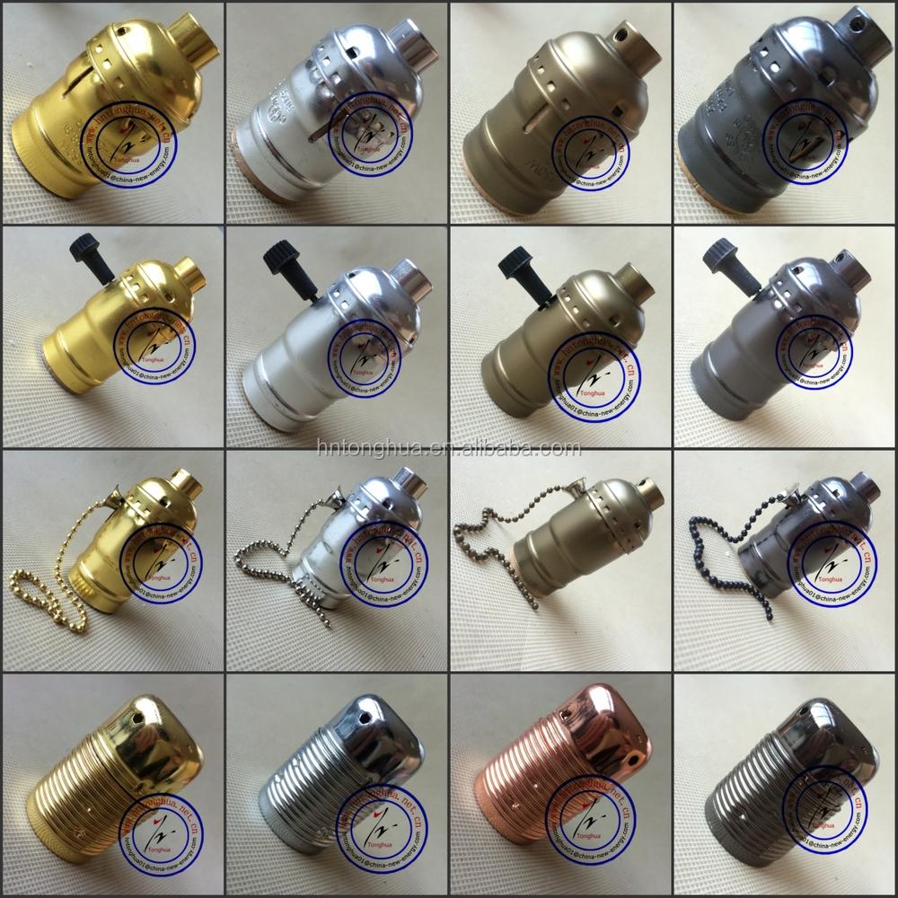 Antique Lamp Cord Uk Kingso Vintage Hanging E27 Pendant Light Kit Wiring A Pull Switch Holder Socket Ul 110v 220v Brass