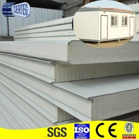 pu sandwich panel price for freezer room(50mm,75mm,100mm,120mm,150mm,200mm) with bitzer compressor unit