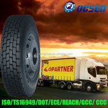 China good quality and all steel radial tyre qingdao