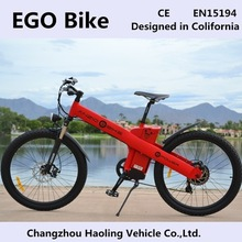 Powfu seagull large lithium-ion batteries electric bicycle with low price