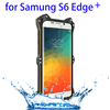 2015 New Products Shockproof Snowproof Aluminum and Silicone for Samsung Galaxy S6 Edge Plus Phone Case