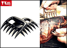 alibaba high quality BBQ tool food save meat claws bear paw meat handler meat shredder claws
