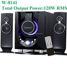 speaker repair kit with USB/SD/FM/2MIC/REMOTE CONTROL/LED DISPLAY