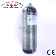 High pressure small Nitrogen gas filling cylinders