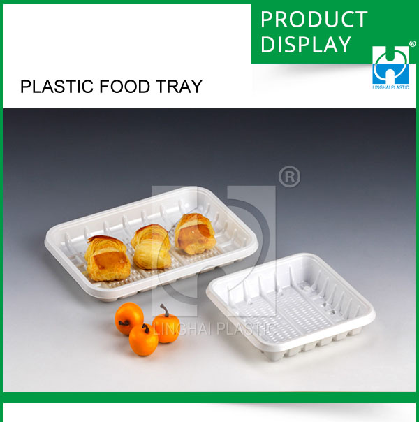 Plastic Food Tray