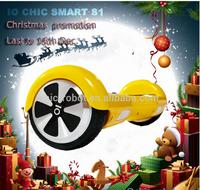 2015 Christmas gift two wheel smart balance electric scooter ,electric scooter for kids Christmas