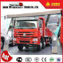 HOWO 8x4 Used Dump Trucks For Sale Made In China
