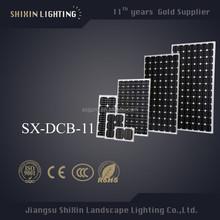 solar cells. semi flexible solar panel