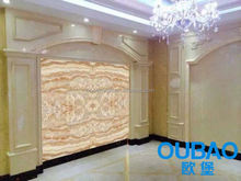 2015 hot sale wall decorative squared pvc ceiling