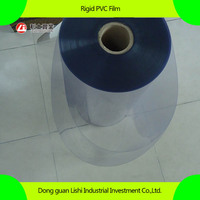 transparent PVC film , rigid PVC sheet for medicine packaging