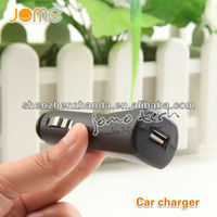 Best selling colorful usb mini car charge for iphone/ipad/ego battery