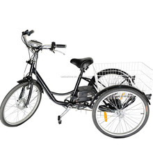 New product electric powered tricycle supplier