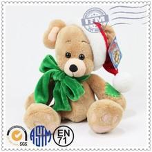 Custom delicate lovely soft christmas toys