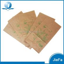 High Quality Kraft Paper Sandwich Bag