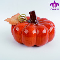 Ceramic Pumkin Decoration for Harvest Festival