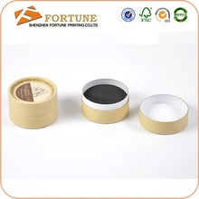 Handmade Disposable Round Gift Box,Paper Cosmetic Jar Packaging Box,Paper Cosmetic Packaging Box