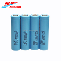long cycle life Samsung protected 18650 ion lithium battery pack factory price with good quality