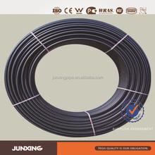 dn40mm dn 50mm dn63mm PE100 Black HDPE pipe rolls