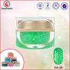 Professional nail acrylic glitter for nail beauty salon acrylic glitter nail uv gel colorful glitter gel