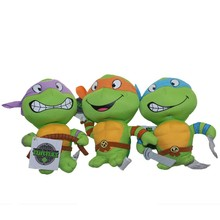 Fashion Teenage Mutant Ninja Turtles plush toy stuffed turtles toy sea animal toy